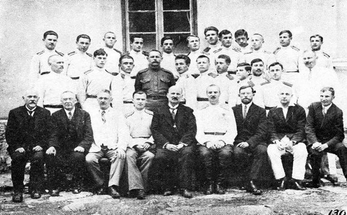 baron-vrangel-u-bileci-1924