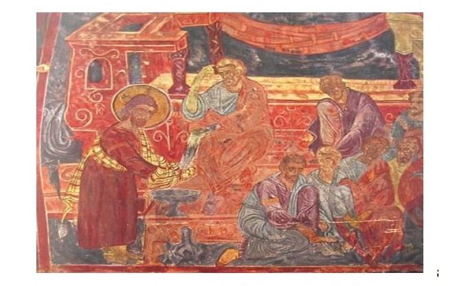 georgije-mitrofanovic-freska-dobricevo