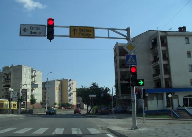 bileca semafor