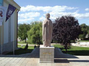 Споменик Светом Сави у Билећи